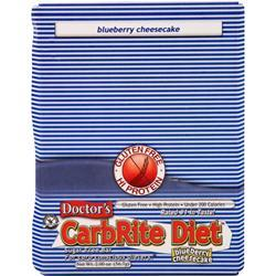 Universal Nutrition Doctor's Diet CarbRite Bar Blueberry Cheesecake 12 bars