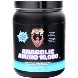 Healthy N Fit Anabolic Amino 10,000 360 tabs