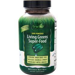 Irwin Naturals Living Greens Super-Food 60 sgels