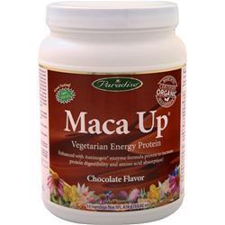 Paradise Herbs Maca Up - Vegetarian Energy Protein Chocolate 420 grams