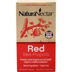 Natura Nectar Red Bee Propolis 60 vcaps