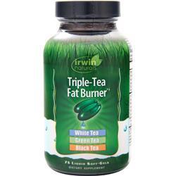 Irwin Naturals Triple-Tea Fat Burner 75 sgels