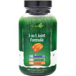 Irwin Naturals 3-in-1 Joint Formula 90 sgels