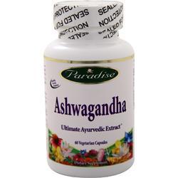 Paradise Herbs Ashwagandha 60 vcaps