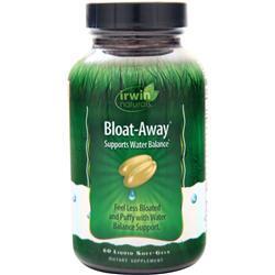 Irwin Naturals Bloat-Away 60 sgels