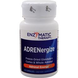 Enzymatic Therapy ADRENergize 50 caps