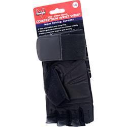 Valeo Pro Lifting Series - Competition Wrist Wrap Gloves Black (L) 2 glove