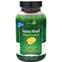 Irwin Naturals Sunny Mood 75 sgels