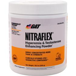 GAT Nitraflex PWD Orange 300 grams
