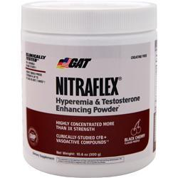 GAT Nitraflex PWD Black Cherry 300 grams