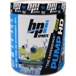 BPI Pump-HD Blueberry Lemon Freeze 250 grams