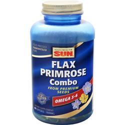 Health From The Sun Organic Flax and Primrose 90 sgels