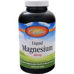 Carlson Liquid Magnesium 250 sgels
