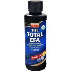 Health From The Sun The Total EFA - Vegetarian Formula  BEST BY 3/18 8 fl.oz