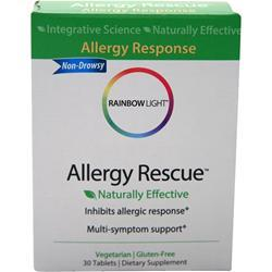 Rainbow Light Allergy Rescue 60 tabs