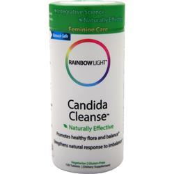 Rainbow Light Candida Cleanse 120 tabs