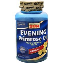 Health From The Sun Evening Primrose Deluxe (1300mg) 60 sgels