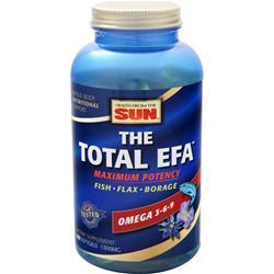 HEALTH FROM THE SUN The Total EFA Maximum Omega 3-6-9 180 sgels