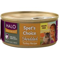 Halo Grain Free Senior Cat Food Chicken & Chickpea 5.5 oz