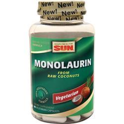 Health From The Sun Monolaurin (Vegetarian) 90 vcaps