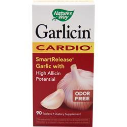 Nature's Way Garlicin Cardio 90 tabs