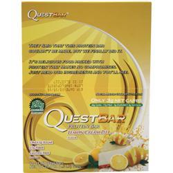 Quest Nutrition Quest Natural Protein Bar Lemon Cream Pie 12 bars