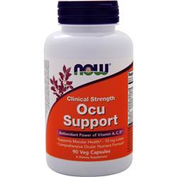 Now Clinical Strength Ocu Support 90 vcaps