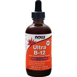 Now Ultra B-12 4 fl.oz