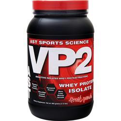 AST VP2 - Whey Protein Isolate Fruit Punch 2 lbs