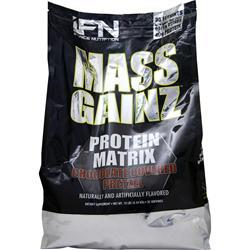 Iforce Mass Gainz - Protein Matrix Vanilla Cupcake Batter 10 lbs