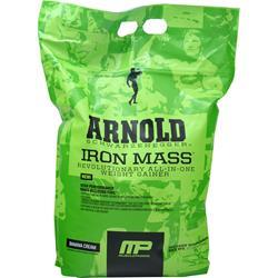 Arnold Iron Mass Banana Cream 10 lbs