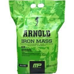 Arnold Iron Mass Vanilla Malt 10 lbs