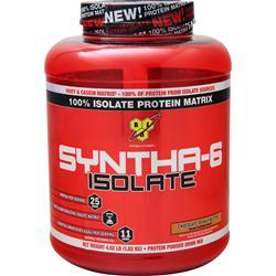BSN Syntha-6 Isolate Chocolate Peanut Butter 4.02 lbs
