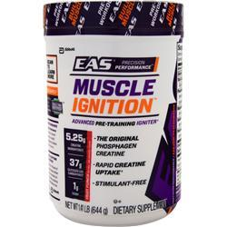 EAS Muscle Ignition - Advanced Pre-Training Igniter (Formerly Phosphagen HP) Fruit Punch 1.41 lbs