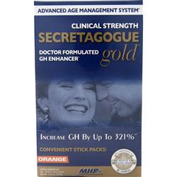 MHP Secretagogue Gold Orange 30 pckts