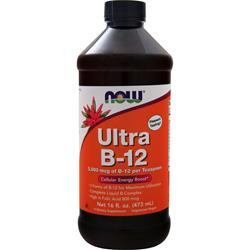 Now Ultra B-12 16 fl.oz