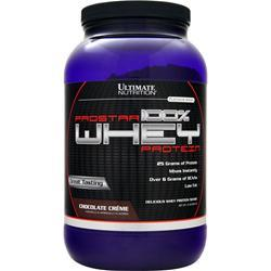 Ultimate Nutrition ProStar Whey Protein Chocolate Creme 5 lbs