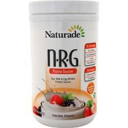 Naturade N-R-G Protein Booster Vanilla 15 oz