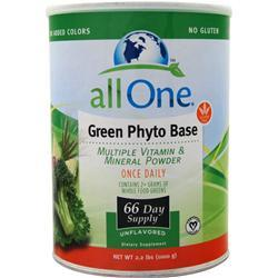 All One Multiple Vitamins & Minerals - Green Phyto Base 2.2 lbs