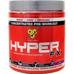 BSN Hyper FX - Concentrated Energy Formula Grape 11.42 oz