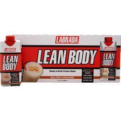Labrada Lean Body RTD (17 fl. oz.) Salted Caramel 12 cans