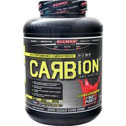 Allmax Nutrition Carbion+ Fruit Punch 5.18 lbs