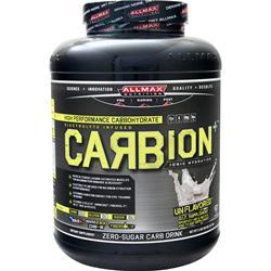 Allmax Nutrition Carbion+ Unflavored 5 lbs