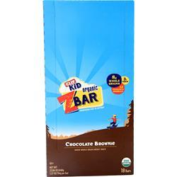 Clif Bar Z Bar for Kids Chocolate Brownie BEST BY 10/7/17 18 bars