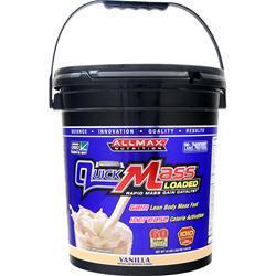 Allmax Nutrition QuickMass Loaded Vanilla 10 lbs