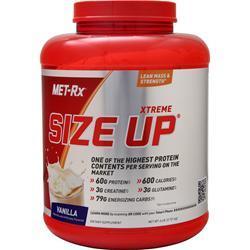 Met-Rx Extreme Size-Up Vanilla 6 lbs