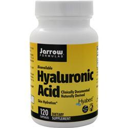 Jarrow Bioavailable Hyaluronic Acid 120 caps