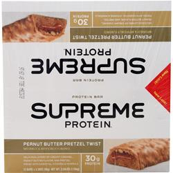 Supreme Protein Supreme Protein Bar - Carb Conscious Choco Chip Cookie Dough 12 bars