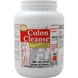 Health Plus Colon Cleanse Powder Powder 48 oz
