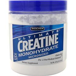 Biochem Micronized Ultimate Creatine Monohydrate 325 grams